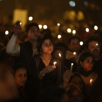 Indian gang-rape victim cremated