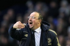 Rafael Benitez not drawn on Lampard, Ba