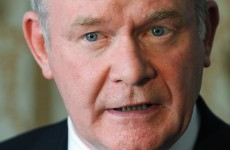 Martin McGuinness resigns as MP