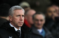 Pardew blasts Ba's advisors as star eyes move