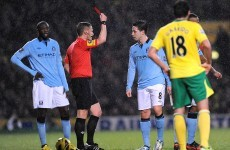 Nasri banned for 3 games as City ditch appeal