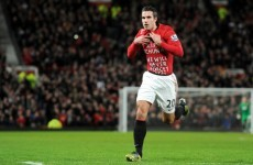 Mancini: We were very close to signing Robin van Persie