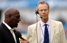 Cricket commentator Martin-Jenkins dies aged 67