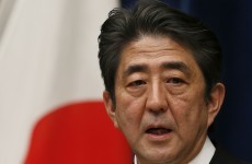 Japan wants to revisit WWII apology