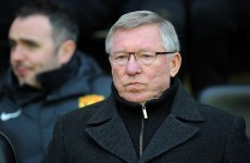 Ferguson hails goal-hungry United display
