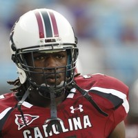 BOOM: Jadeveon Clowney delivers the biggest hit of the college football season