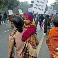 Lawyers refuse to defend accused in Indian gang-rape case