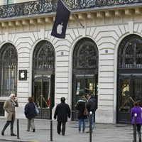 iNabbed: €1 million of products stolen from Paris's main Apple store