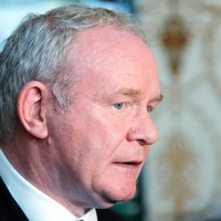 Martin McGuinness appointed Steward and Bailiff of the Manor of Northstead