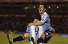 Messi: I wish I could replicate Barca success with Argentina