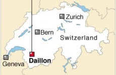 Gunman kills three in Swiss village