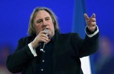 Depardieu granted Russian citizenship after fleeing French tax hike
