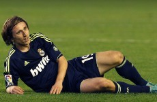 Modric vows to prove his worth at Madrid