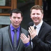 Almost 1,000 civil partnerships in Ireland in 2012