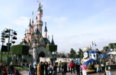 Four injured in Disneyland Paris steam train accident