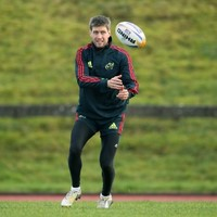 O'Gara set to break record, as Munster ring the changes for Cardiff clash