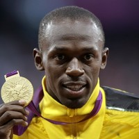 Olympics 100m bottle-thrower 'screamed abuse at Bolt'