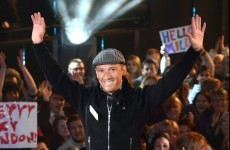 Time on his hands: Banned Dettori enters Celebrity Big Brother house