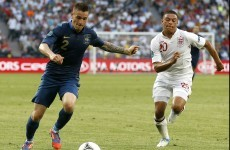 French connection: Newcastle capture Debuchy