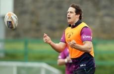 Vainikolo and McCarthy return, as Connacht prepare for Dragons clash