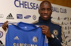 Demba Ba signs for Chelsea