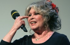 Save the elephants or I'll move to Russia, Brigitte Bardot tells France.