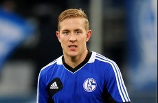 Spurs announce deal for Schalke midfielder Holtby