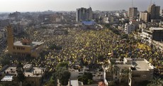 PHOTOS: Hamas allows huge Fatah rally in Gaza - the first since 2007