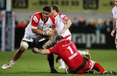 'When we put it on, we put it on', says Williams after Ulster blitz nearest rival