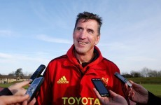 'It is critical that Paul O'Connell can lead a normal life' - Rob Penney