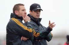 Fitzmaurice makes winning start as Kerry manager