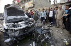 53 killed in Baghdad bomb attacks