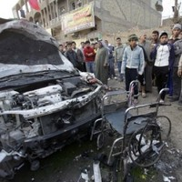 53 killed in Baghdad bomb attacks
