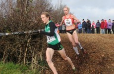 Victory for Fionnuala Britton in Edinburgh cross country