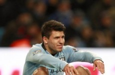 Aguero injury is more serious than initially suspected