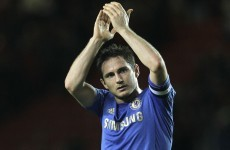 Lampard thanks Chelsea fans amid contract uncertainty