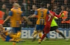 VIDEO: What do you make of Luis Suarez's goal against Mansfield?