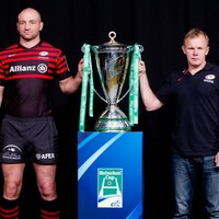 Exiles: O'Shea blasts ref as McCall signs on until 2015 with Saracens
