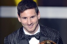 The world's greatest -- Messi claims record fourth FIFA Ballon d'Or
