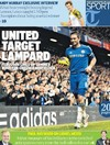 Is Frank Lampard off to Manchester United? The Telegraph reckon he might be...