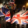 Violent clashes in Belfast as flag protests enter fifth night
