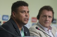 Ronaldo plans London move to learn from advertising boss