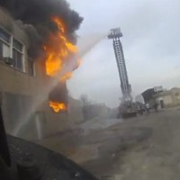 VIDEO: A year in the life of a fireman
