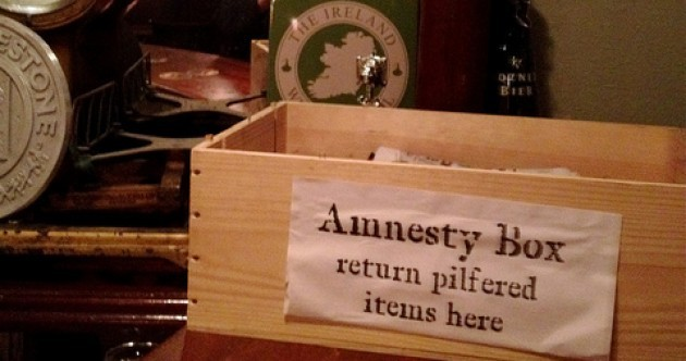 9 things people in Ireland just can't stop stealing