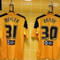 Done and done! Irish duo David Meyler and Robbie Brady complete permanent moves to Hull City