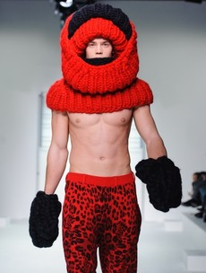 The most hilarious catwalk photos you'll see today