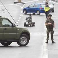 Viable improvised explosive device made safe in Co Clare