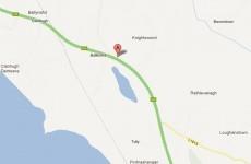 Updated: Truck no longer on fire on N4 outside Mullingar