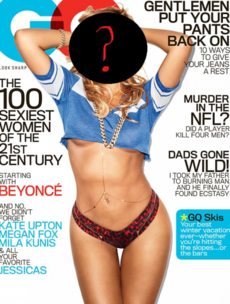 The Dredge: Is this the sexiest woman of the century?