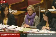 Justice Committee at Stormont grills Marie Stopes representatives